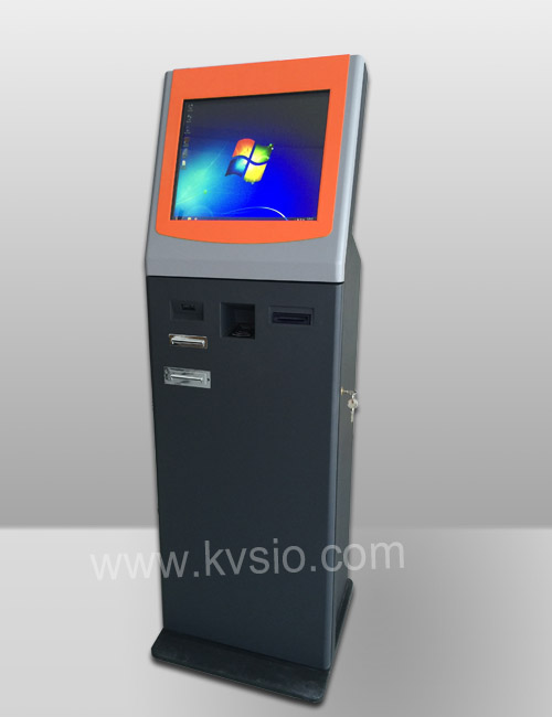how to use self service ticket machines